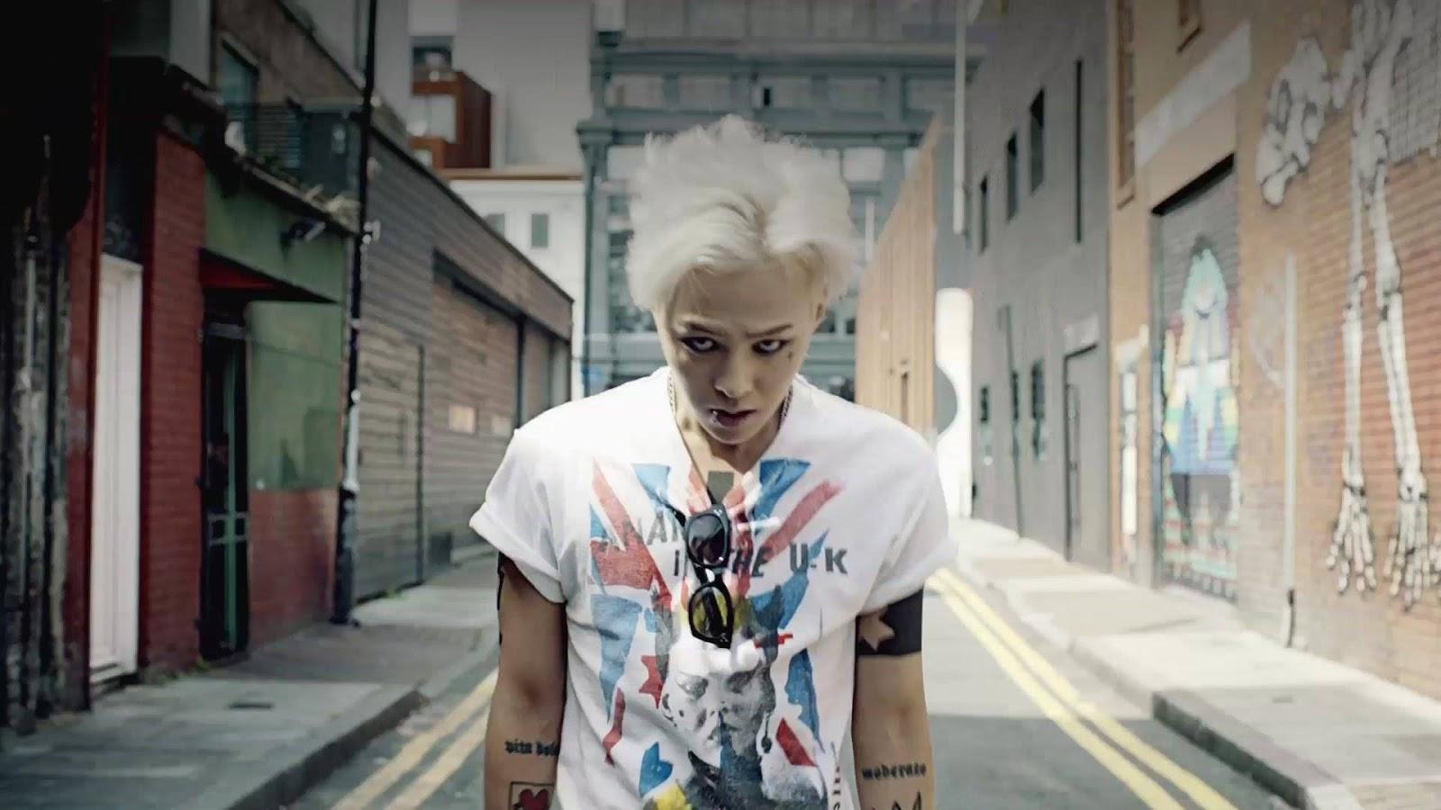 삐딱하게 (Crooked) -G-Dragon(지드래곤)(BIGBANG)