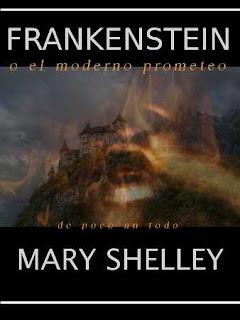 Portada del libro Frankenstein para descargar en pdf gratis