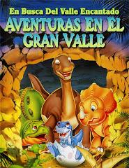 En busca del Valle Encantado II: Aventuras en el Gran Valle (1994)