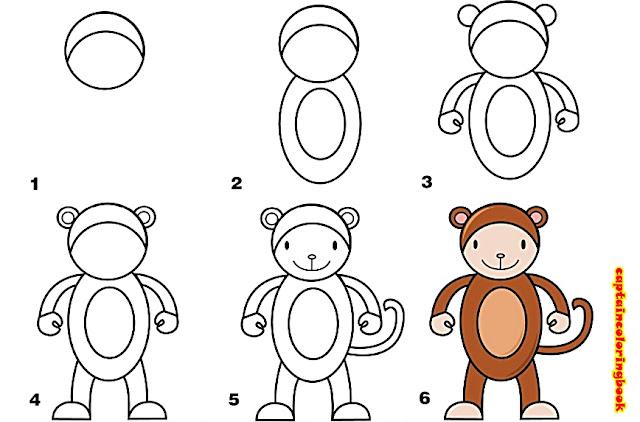 Drawing Monkey