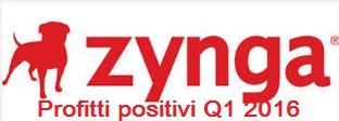 Profitti Positivi per Zynga
