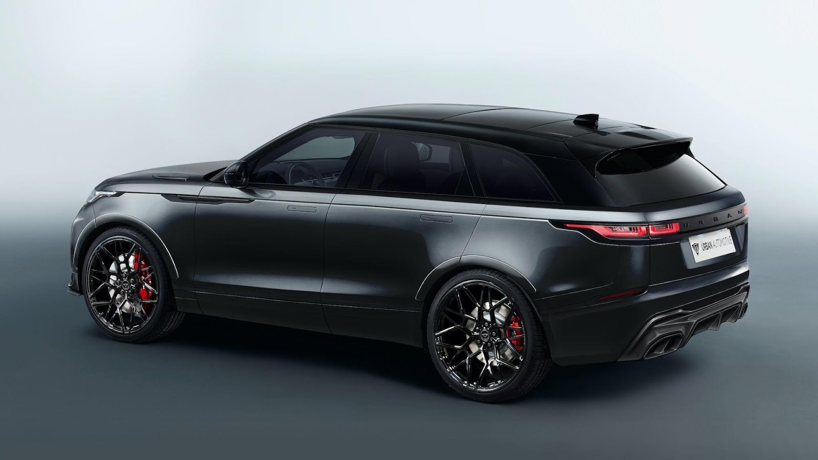 2017 Tesla Price Range >> Urban Automotive's Range Rover Velar Is Almost An SVR - carscoops.com