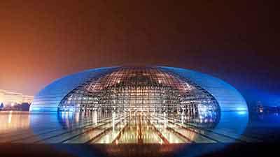 Dari banyak sekali bangunan yang ada di dunia 10 Bangunan Kaca yang Mengagumkan di Dunia