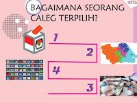 Sistem Perhitungan Kursi Caleg Pemilu 2019 yang perlu anda tahu
