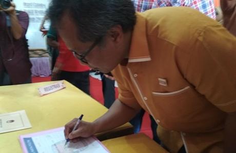 Febrizal: Mendukung Emzalmi-Desri adalah Marwah dan Harga Diri Partai Hanura