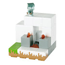 Minecraft Stray Environment Sets Figure