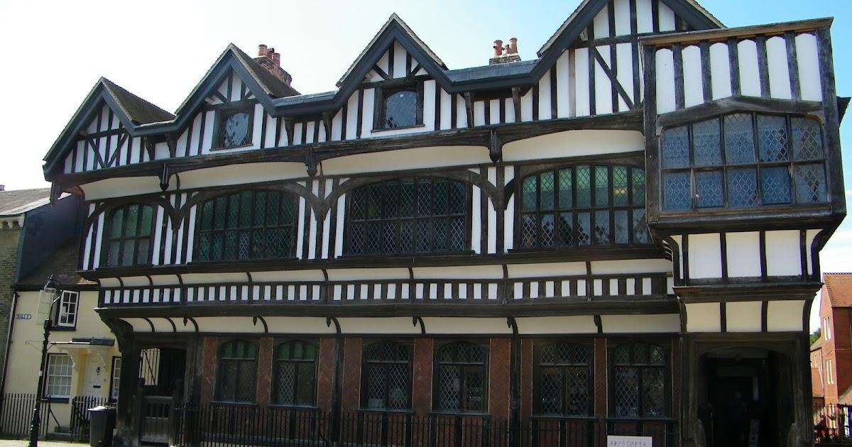 Loyalty binds me tudor house southampton