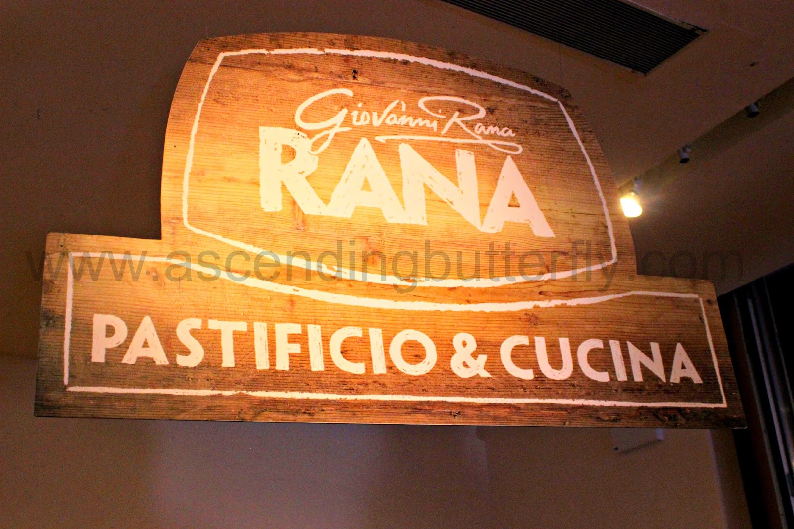 Giovanni Rana RANA Pastificio & Cucina at The Luxury Review in New York City