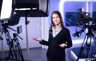 Cara Menjadi Presenter TV