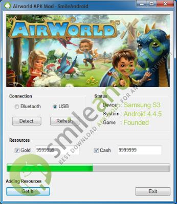 Airworld Mod Apk Unlimited Money and Diamonds - Smile