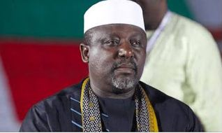 Okorocha In Tears, Begs Deputy, Political Rivals Not To Turn Their Backs On Him