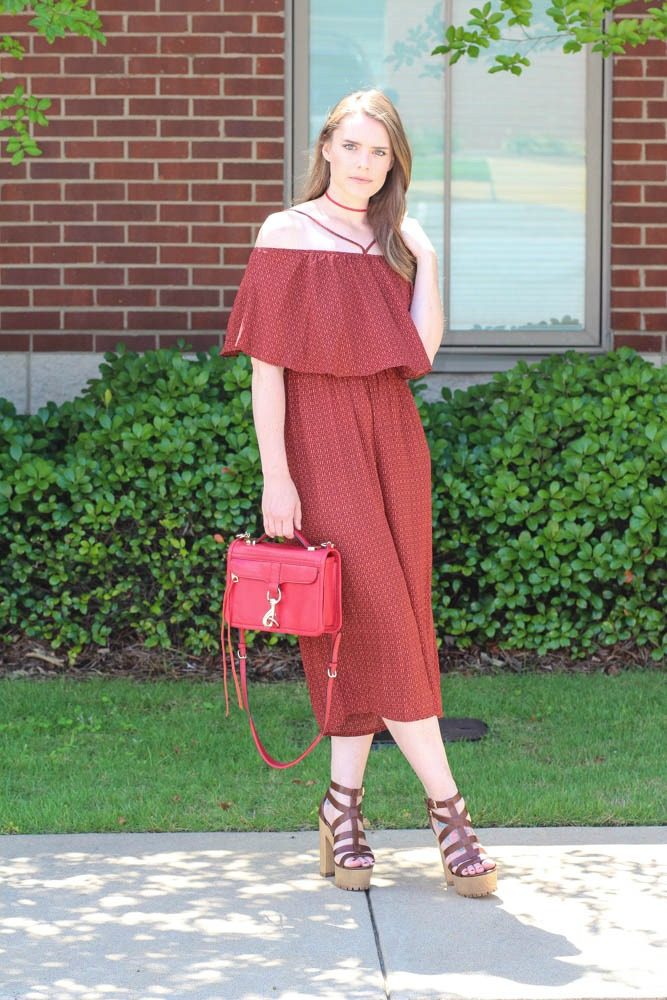 How to style a summer jumpsuit