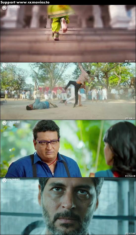 Katamarayudu 2017 Hindi Dubbed 720p HDRip 850mb