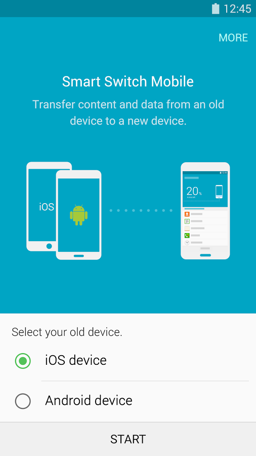 download smart switch mobile app for android