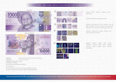 uang baru NKRI Rp10.000