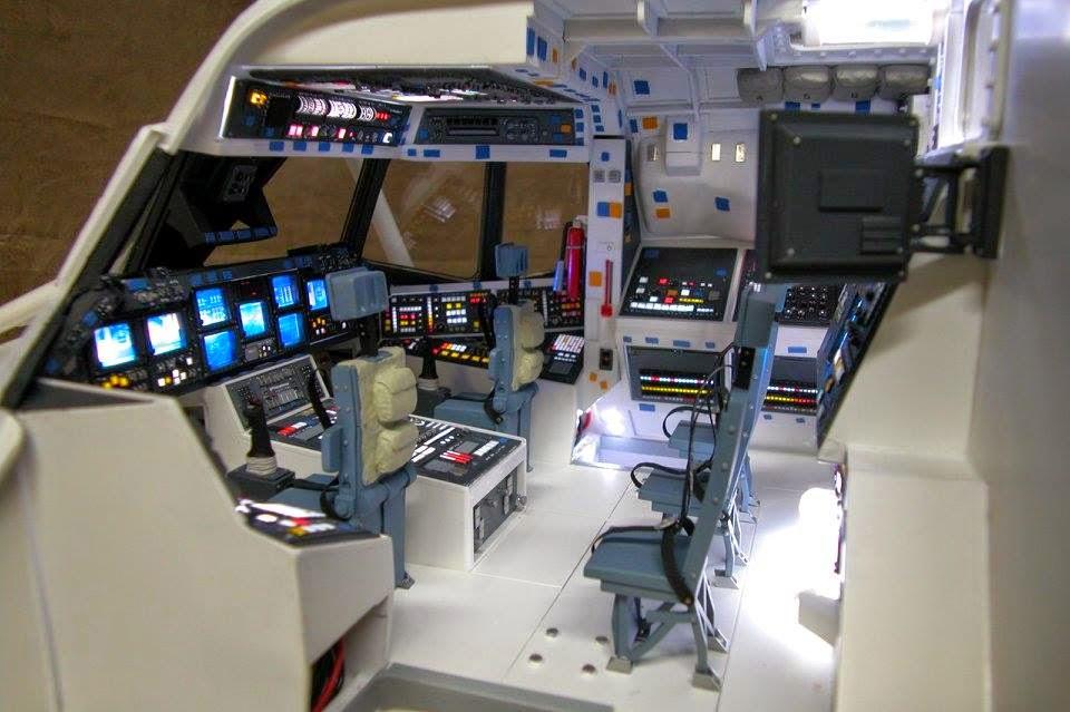 Space Shuttle Cockpit Gauge - Pics about space