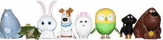 Secret Life of Pets Happy Meal toys, McDonald's Happy Meal Toys, toys, McDoHappyMeal