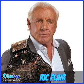 ComicConn 2017 - Ric Flair