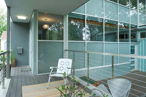 2000 sq ft Shipping Container House, Kansas City, Missouri 17
