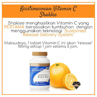 vitamin cantik shaklee