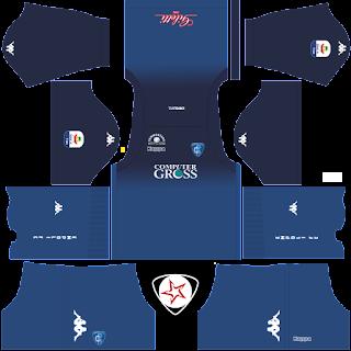 Empoli FC 2018 - 2019 Home Kit