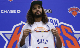US Military Academy Responds To Joakim Noah Sitting Out Dinner