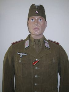Get Reproductions of British Army uniform and equipment in World War I