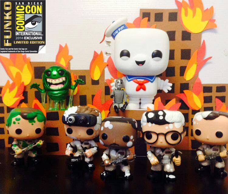 a4e0920f0c9 Funko has revealed some of the SDCC 2014 exclusives this week through  contests that they have held on social media (twitter, instagram, facebook).