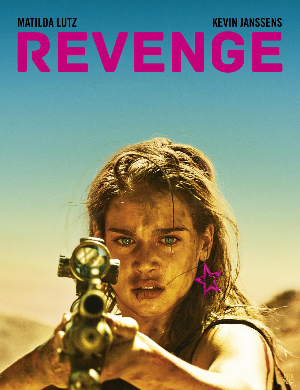 Revenge [2017] [DVDR] [NTSC] [Latino] [Corregido]