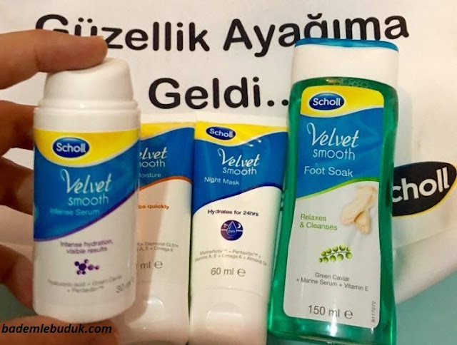 Scholl Velvet Smooth kullananlar