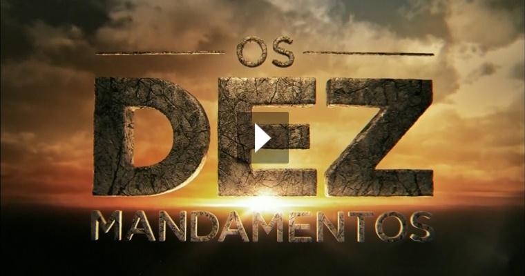 Assistir Os Dez Mandamentos 2ª Temporada Online 04-07-2016 Último