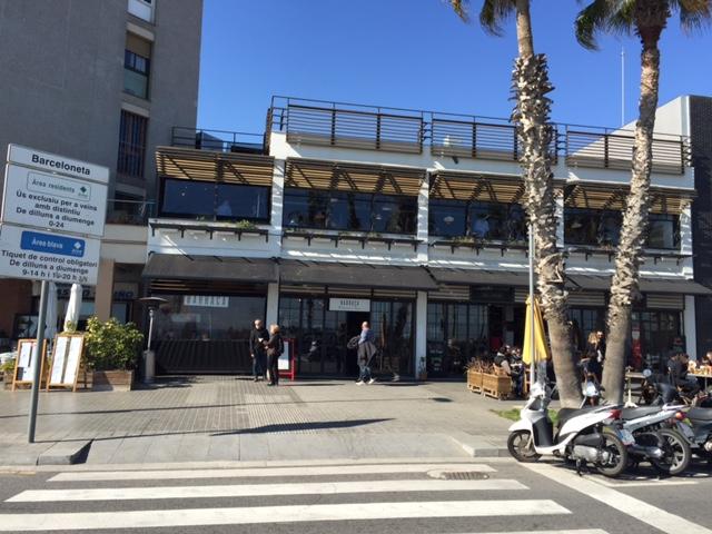 Restaurante la barraca barcelona for Restaurante la campana barcelona