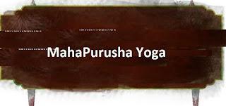 Mahapurusha Yoga