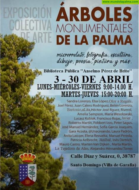 Exposición Árboles Monumentales de La Palma