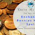 Enchanted Pennies Money Spell