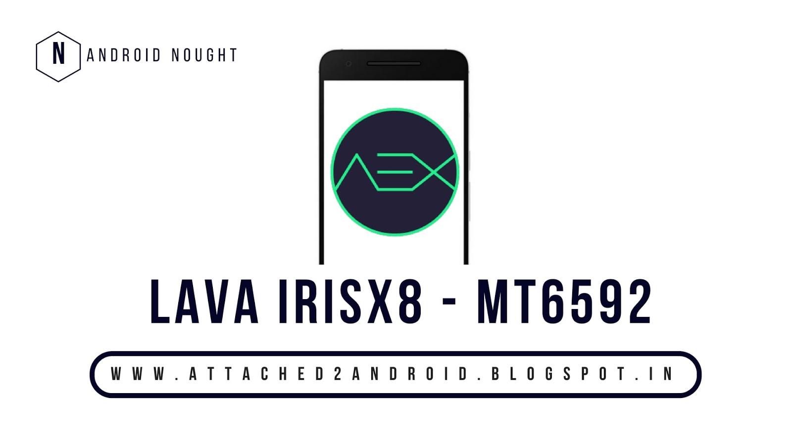 Nougat] Latest - AEX - AOSP Extended V4 6 LAVA IRISX8
