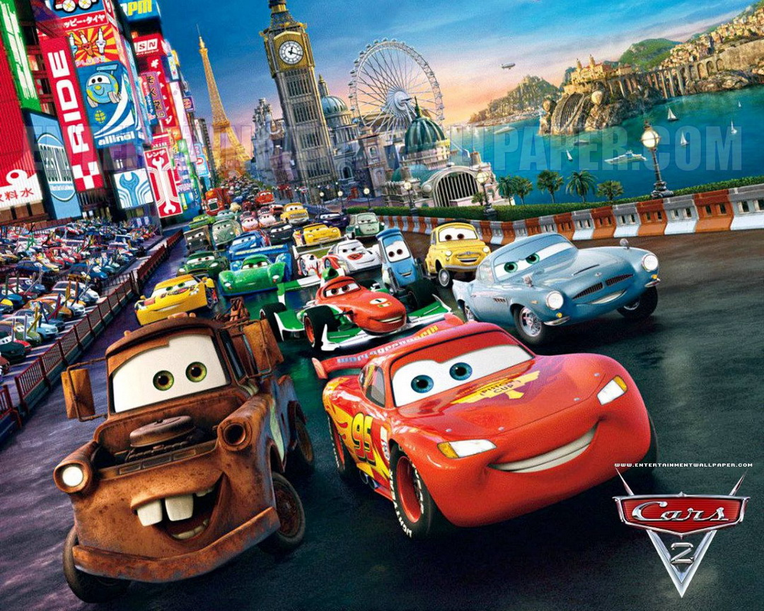 Disney Cars Wallpapers Free Download: Free To Download Cars 2 Wallpapers