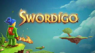 Swordigo, is a, action adventure, game, for, android, and, ios,