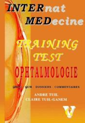 Télécharger Training Test d'Ophtalmologie PDF