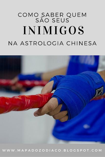descobrindo seus inimigos usando a astrologia chinesa