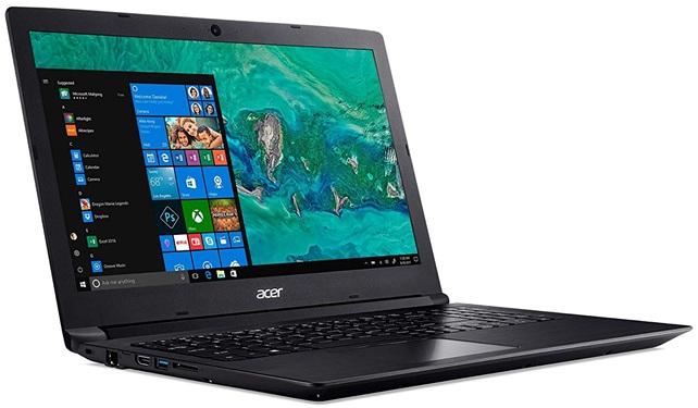 Acer Aspire 3 A315-53: teclado QWERTY en español + disco duro SSD de 128 GB