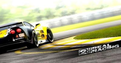 Real Racing 2 Mod Apk + Data Download