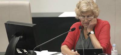 Carmena, Madrid, Empleo, Ahora Madrid, Podemos, Hundir,