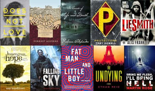 2014 Debut Author Challenge Cover Wars - October 2014 Winner