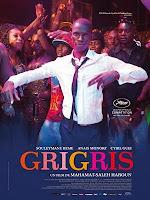 GriGris (2013) online y gratis