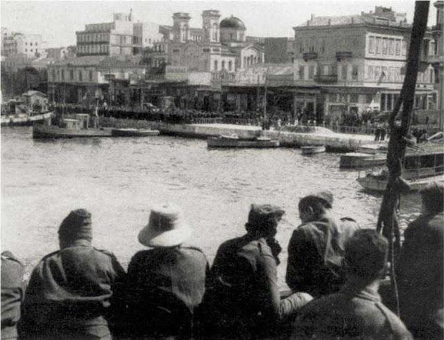 17 March 1941 worldwartwo.filminspector.com Piraeus Marit Maersk