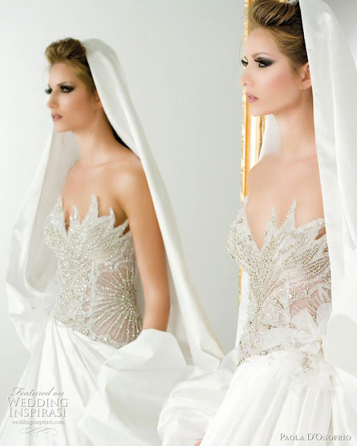 Paola D Onofrio Wedding Dresses
