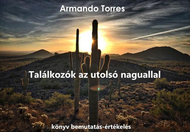 Armando Torres – Találkozók az utolsó naguallal könyv