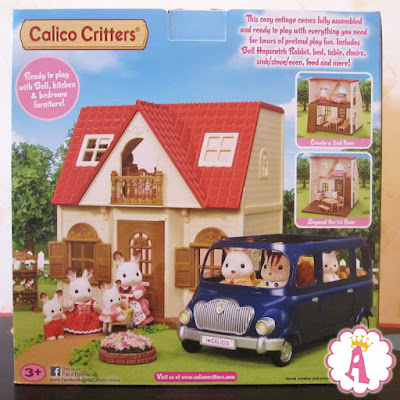Домик для кукол Sylvanian Families