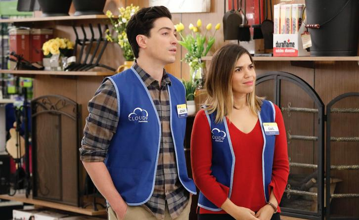 Superstore - Episode 3.10 - High Volume Store - Sneak Peek, Promotional Photos & Press Release
